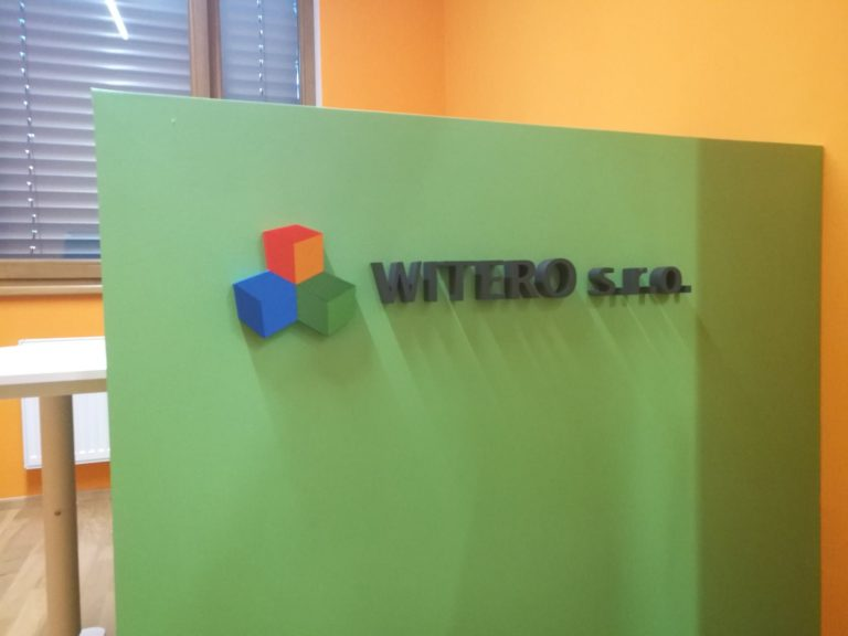3D loga, reklamní předměty1
